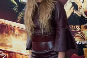 Mad Max: Fury Road actress is Elvis Presley's granddaughter.