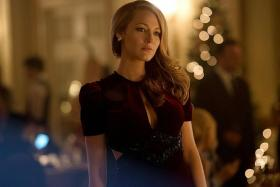 FASHIONISTA: Blake Lively worked closely with The Age Of Adaline's costume designer Angus Strathie to source the outfits that defined her character's style.