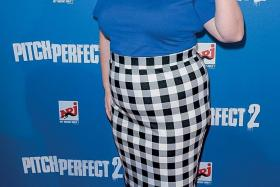 SEQUEL: Australian actress Rebel Wilson stars in Pitch Perfect 2.
