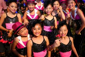 Dance Thrilogy was the only Singaporean act to make it to the finals of Asia's Got Talent.