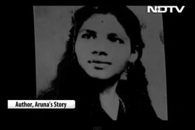 Miss Aruna Shanbaug had been in a vegetative state since being strangled with a dog chain and sexually assaulted by a ward boy in 1973 in the basement of King Edward Hospital.