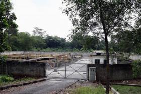 Missing head: Dismembered parts of a baby's body was found at a sewage plant in Kempas, Johor Bahru.