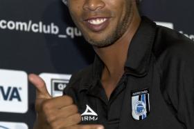 File photo of Ronaldinho
