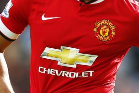 FILE PHOTO: A shoplifter was identified by the name on the back of his Manchester United jersey.