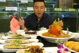Celebrity Chow with Korean-American YouTube star David Choi.