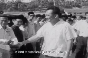 The video for the 2014 NDP theme song, sung by Dick Lee, was released on May 27.