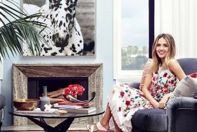 Jessica Alba is now one of America's richest self-made women.