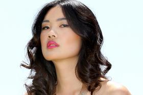 Ms Amanda Lim (above).
