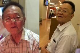 Mr Goh Chin Hin has been missing since May 21.