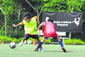 NOT THE END: Kickster director Jiri Cerny had informed parents of JSS trainees last month that JSS will cease to exist in its current form on June 30, but will continue under another banner.