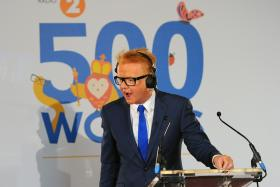 Chris Evans, a radio host, has been selected to replace Jeremy Clarkson as host of Top Gear.
