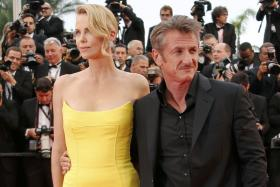 Us Weekly was the first to report yesterday (June 17) that Hollywood's power couple Charlize Theron (left) and Sean Penn have broken up, according to insiders.
