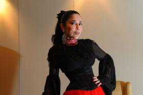 Singapore-born pop diva Anita Sarawak was uncontactable for two months since March this year.