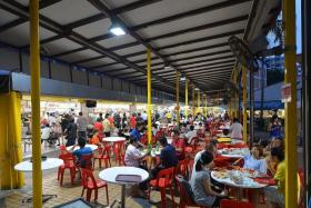 BIG MONEY: Yong Xing Coffee Shop at Block 155, Bukit Batok Street 11, was sold for $31 million.