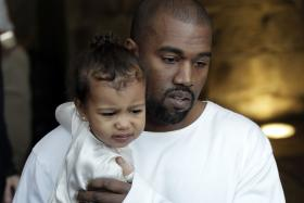 Kanye West wrote a song for his daughter, North West, sung from the perspective of his late mother, Donda.