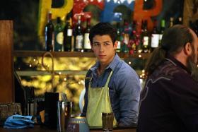 Nick Jonas in Careful What You Wish For.