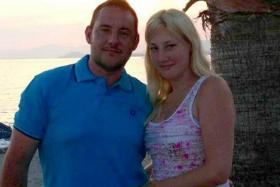 Mr Matthew James, 30, was on holiday with his fiancee Ms Saera Wilson when a gunman attacked the beach. Islamic State has claimed responsibility for the attack.