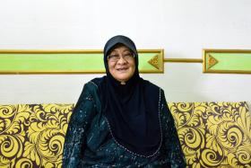 Madam Manisah Kamsani, tells us she is able to control her blood sugar levels.