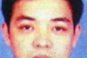 CRIME BOSS: Ngo Ah Hai (above) directed the operations of moving 172 stolen cars from Malaysia into Singapore. The cars were later shipped to Thailand.