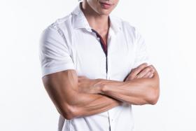 TV actor Johnny Lu.