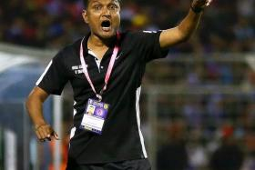 I also played against Bayern Munich in 1983, when I was 18. That game we won 2-1. Those were just exhibition matches, but they are still among my best football memories. — Singapore Selection side coach V Sundramoorthy