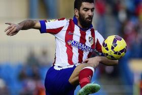 """""""The signing of Arda is great news for everyone connected with Barcelona. We need to support Luis Enrique's project. He asked for two players and he has them. It's a great day after winning the Champions League."""" - Barcelona president Josep Bartomeu, on the signing of Arda Turan (above) to add to the arrival of Aleix Vida"""
