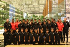 F-17 Academy is sending two teams (Under-13s and Under-11s) to the Gothia Cup in Gothenburg, Sweden this year after finishing third in the under-11 category on their debut last year.