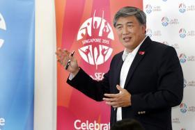 Sport Singapore (SportSG) chief executive Lim Teck Yin.