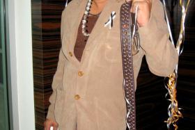 Malaysian celebrity Azwan Ali.