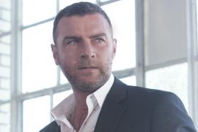 GRITTY: Liev Schreiber (above) stars in season 3 of Ray Donovan with Katie Holmes.