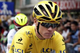 Chris Froome of won the Tour de France for the second time, after having to endure persistant claims of abuse.