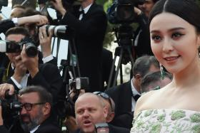 Chinese actress Fan Bing Bing got angry when someone commented that she always has sex scenes in her movies.