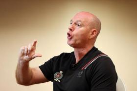Former Blackburn Rovers manager, Steve Kean (above).