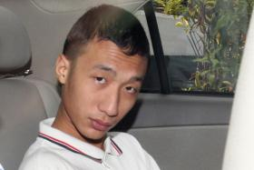 JAILED: Soh Wee Kian, is serving a life sentence for stabbing a woman to death in 2010.