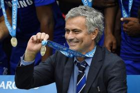 It's not a friendly, but it's not a statement for the season. Arsenal last season won the Community Shield against the champions (Man City) and finished third. — Chelsea manager Jose Mourinho