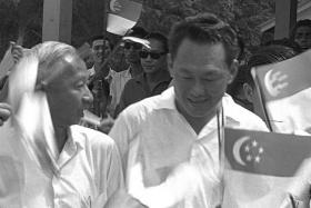 REMEMBERING: A tribute to the late Mr Lee Kuan Yew will be screened during the Prologue to the National Day Parade.