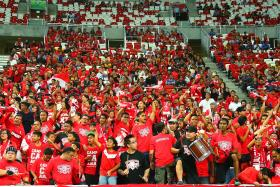 GETTING THE SUPPORT: The ASL can count on the fans filling the National Stadium (above), if the promise of high- level football is delivered.