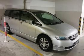 NOT THE SAME: The silver Honda Odyssey which car dealer SG Cash n Cars sold in March. It had the same licence plate as the car in the accident.