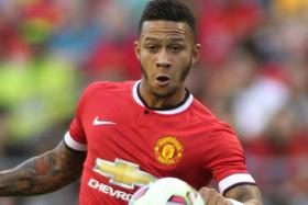 """""""I don't want to talk too much. I want to show it on the pitch. I am still young, I've not had many years in the game, so I want to let my feet speak."""" - Memphis Depay"""
