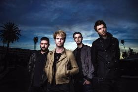 ALL YOU WANT: Irish alternative rock quartet Kodaline comprises (from left) Vincent May, Jr, Steve Garrigan, Jason Boland and Mark Prendergast.