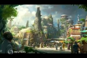 Disney announced that they are building two Star Wars themepark in Disneyland and Disney World.