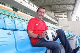 Coach Richard Tardy