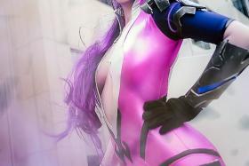 TRANSFORMED: Stella Chuu  in costume.