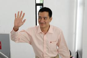 NSP member Steve Chia has announced his withdrawal from the upcoming general election.
