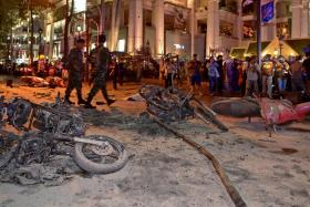 Twenty people were killed when two bombs were set off around Thailand's popular Erawan shrine in Bangkok on Aug 17.