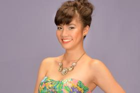 Melissa Poh, 16