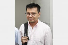 Workers' Party candidate Daniel Goh has denied having an affair with a post-graduate student.