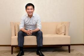 Mr Tan Chuan-Jin (above).