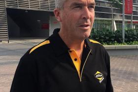 New women's national coach, David Viner
