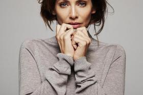 A WOMAN'S TOUCH: Australian singer Natalie Imbruglia's latest album Male, a collection of covers of songs originally sung by male artists.